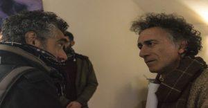 David Coco e il regista Franco Jannuzzi