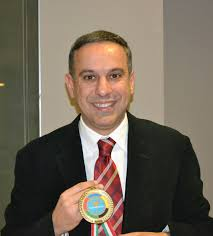 Alessandro Arcigli, Delegato CONI Messina